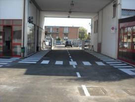 Sistemazione Piazzale